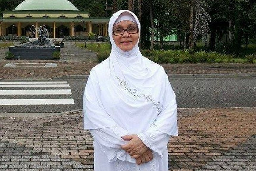 According to posters publicising the event, the talk will feature Indonesian speaker Irene Handono, who had previously falsely claimed to be a former nun at a religious seminar in Malaysia.