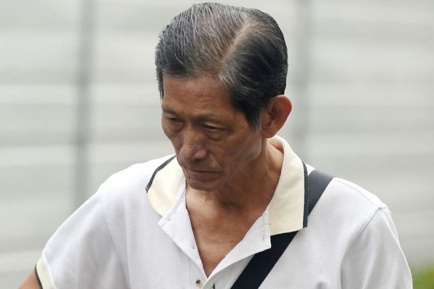 GrabCar driver Ng Seng Chye, 64, was sentenced to 16 months' jail for molesting a 21-year-old student.