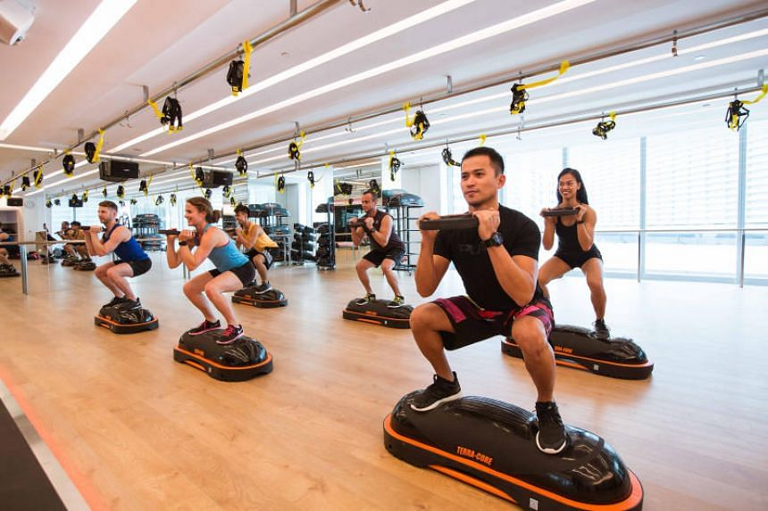 Pure Yoga And Pure Fitness Owner Said To Near Sale To Chinese Buyer Companies Markets News Top Stories The Straits Times