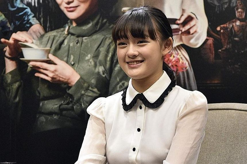 If Vicki Chen wins for her role in Angels Wear White, she will be the youngest winner of the Best Actress prize in the history of the Golden Horse film awards.