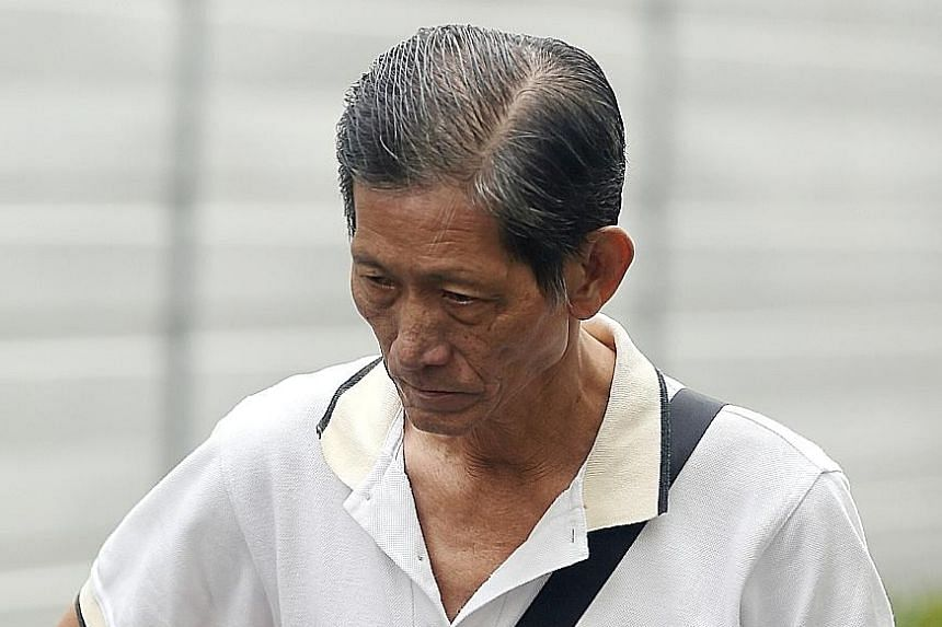 Ng Seng Chye was given 16 months' jail for molesting the victim on Sept 23 last year.