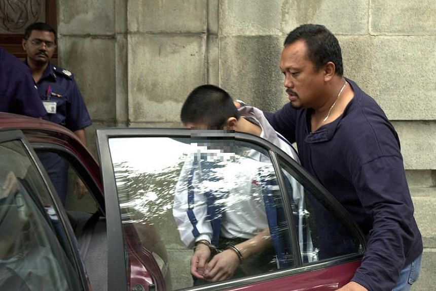 Z knifed Annie Leong, a 30-year-old insurance agent, as instructed by Anthony Ler, her estranged husband.