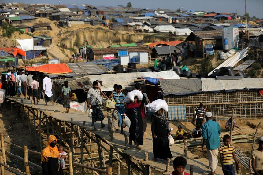 The two governments signed a pact on Thursday settling terms for the repatriation process, and the return of Rohingya to Myanmar is expected to start in two months.