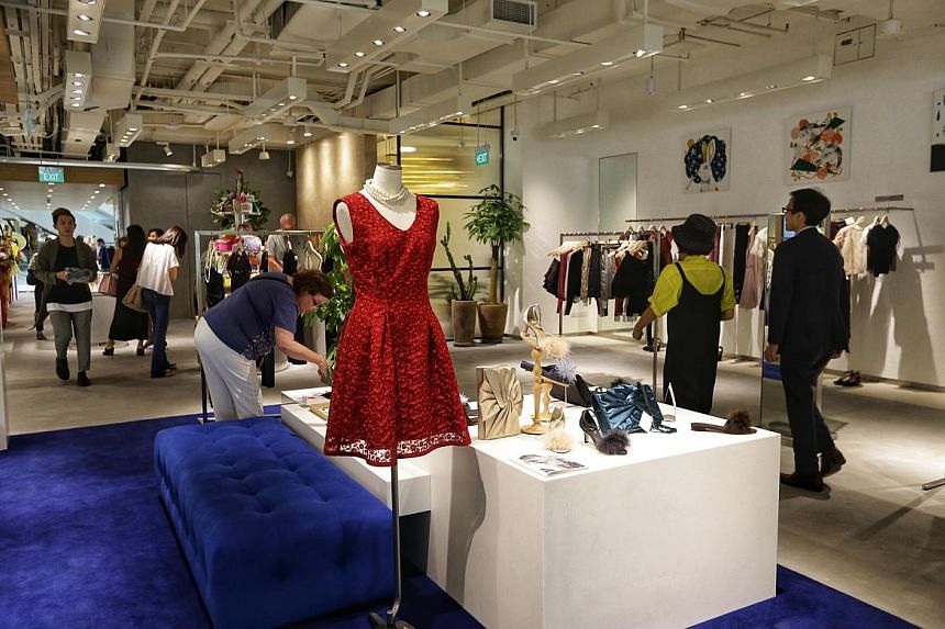 Lumine Singapore carries 20 Japanese clothing and accessory brands, 19 of which are new to Singapore.