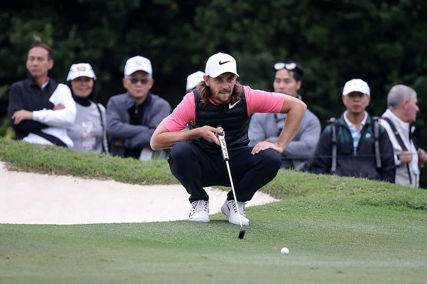 Tommy Fleetwood came within two strokes of winning last year's Hong Kong Open.