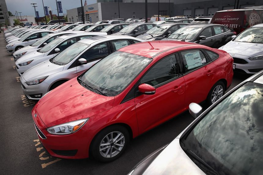 The delinquency rate on vehicle loans has been steadily rising since 2011.