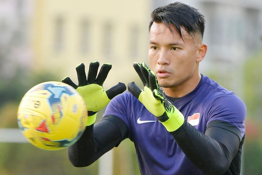 Hassan Sunny enjoyed his two years with Army United in Thailand's top-tier league and, at 33, is looking for what could be a final overseas stint in his career.