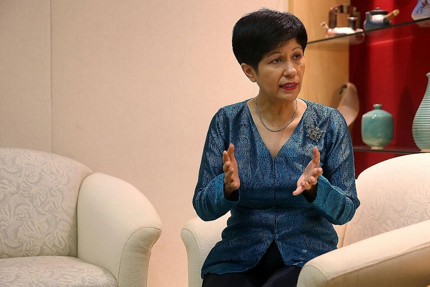 Ms Indranee Rajah pointed to how PM Lee Hsien Loong and Deputy Prime Minister Tharman Shanmugaratnam had both said the Government has enough revenue for the current term, or until the end of this decade.