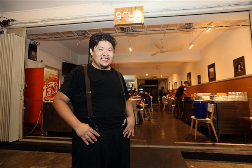 The man behind the delicious food at Grub – Ahong. The former MasterChef Malaysia contestant believes in serving simple, honest food and using what is available to make high-quality, affordable meals.
