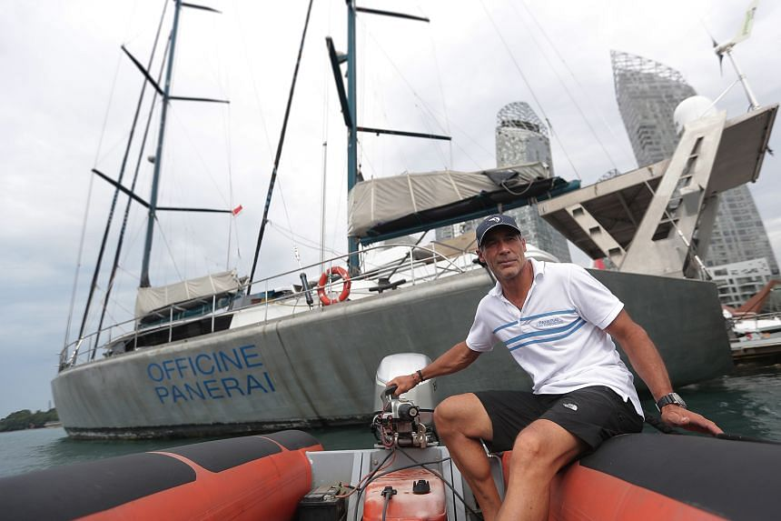 Adventurer Mike Horn's latest undertaking is his Pole2Pole expedition, an epic 270,000 km journey which will see him linking the two poles on skis, kayak, an all-terrain 4×4 and his explorer sailboat, the Pangaea.