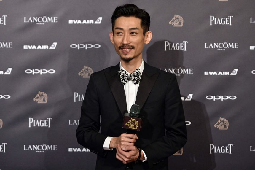 Taiwanese actor Bamboo Chen won the Best Supporting Actor Award.