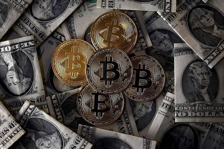 Bitcoin surged past US$9,000 for the first time, taking its year-to-date rise to more than 850 per cent.