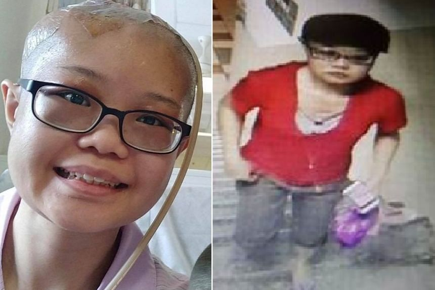 Ms Charmaine Teo Xiu Hui, 32, went missing on Nov 21. She was spotted loitering at Khoo Teck Puat Hospital on Nov 29 by a passer-by.