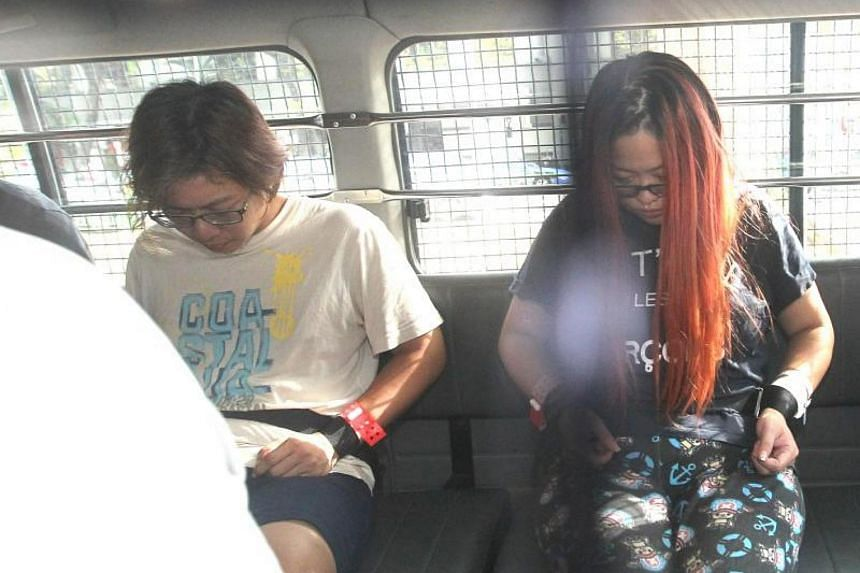 Tan Hui Zhen and her husband, Pua Hak Chuan, were arrested for the murder of Annie Ee Yu Lian on April 13, 2015.