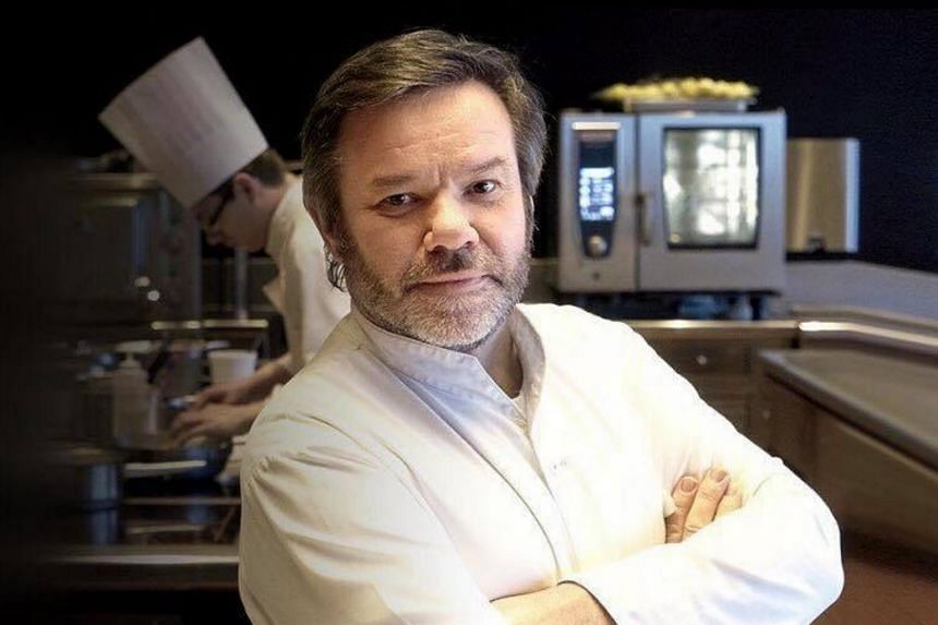 Michel Troisgros succeeds French chef Alain Passard, who topped the 2017 ranking.