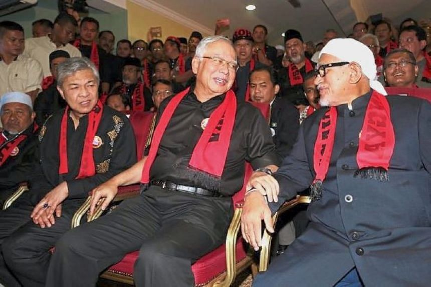The most talked about event last week must be the visit of Prime Minister Datuk Seri Najib Tun Razak (centre) to jailed opposition leader Datuk Seri Anwar Ibrahim, who is in hospital following a shoulder operation.