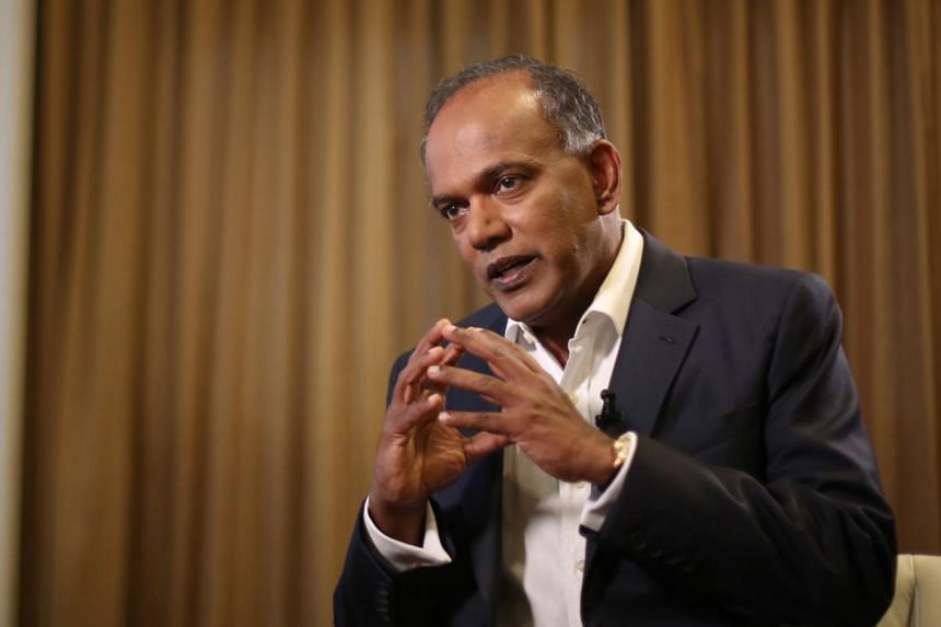 Home Affairs and Law Minister K. Shanmugam also said he hopes to relook issues surrounding marital rape, which is currently an offence only under limited circumstances.