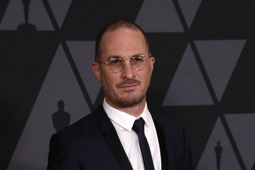 Actress Jennifer Lawrence and director Darren Aronofsky (above) dated for about a year.