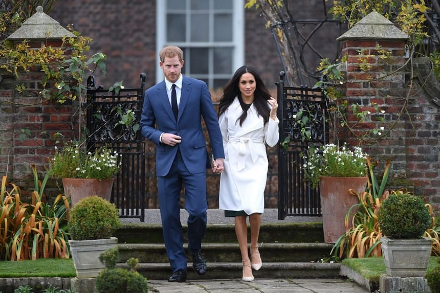 The white wrap coat created by Canadian label Line sold out quickly after Ms Meghan Markle stepped out in it after getting engaged to Prince Harry.