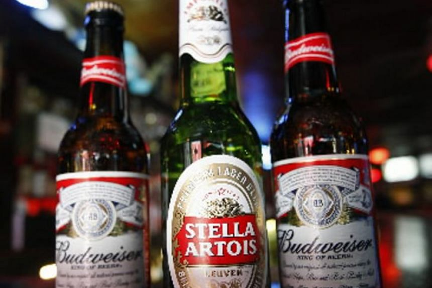 Water on the Red Planet is both limited and salty like ocean water, meaning brewing a beer that is 90 per cent water would not only be difficult, but the final product would be bitter, said Budweiser. PHOTO: BLOOMBERG