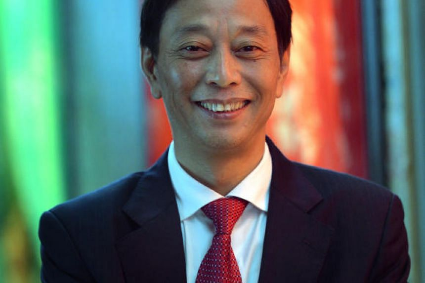 Ying Li International Real Estate is led by chairman and CEO Fang Ming.
