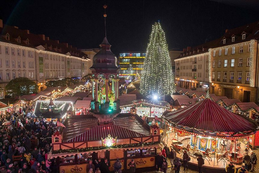 Tighter Security At German Xmas Markets Europe News Top Stories