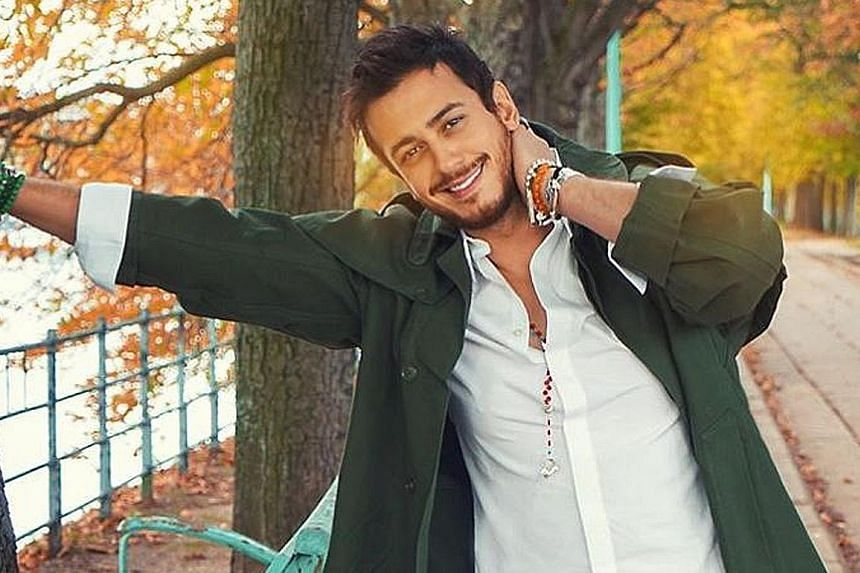 Saad Lamjarred became famous in 2007 when he finished second on talent show Super Star, a Lebanese version of American Idol.