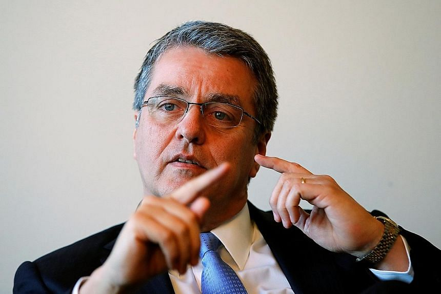 The challenges that Singapore SMEs encounter are very similar to those in the West, says WTO director-general Roberto Azevedo, adding that cooperation is key in tackling them and that the private sector has a big role to play.