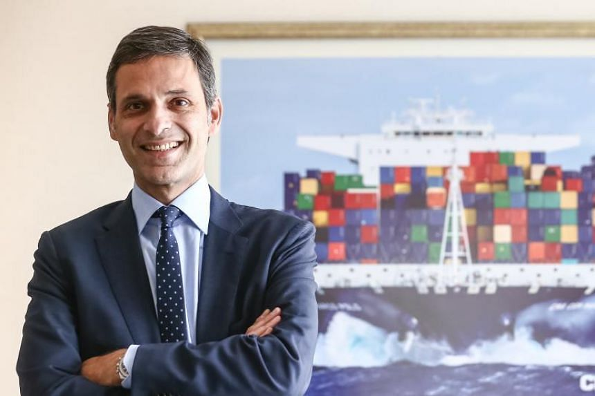 Group CEO and newly-appointed chairman Rodolphe Saade said Singapore is ahead of the curve in terms of the digital business.