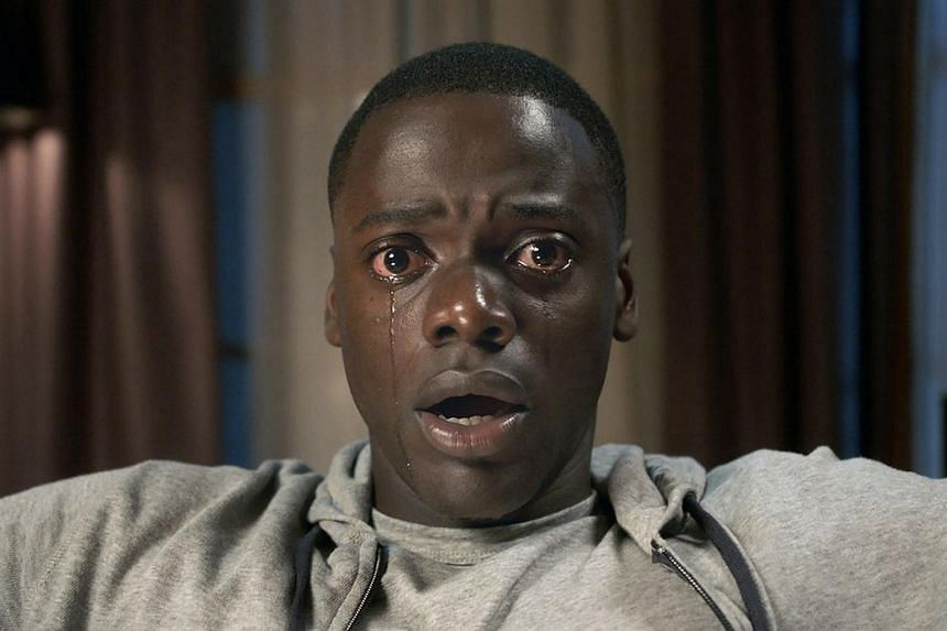 Cinema still of horror hit Get Out.