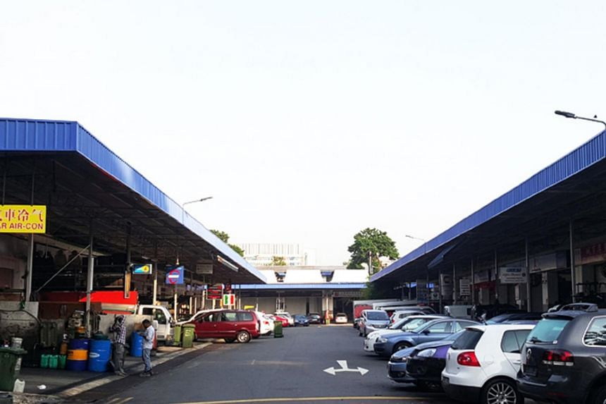 Sin Ming Industrial Estate is one of the industrial properties under HDB.
