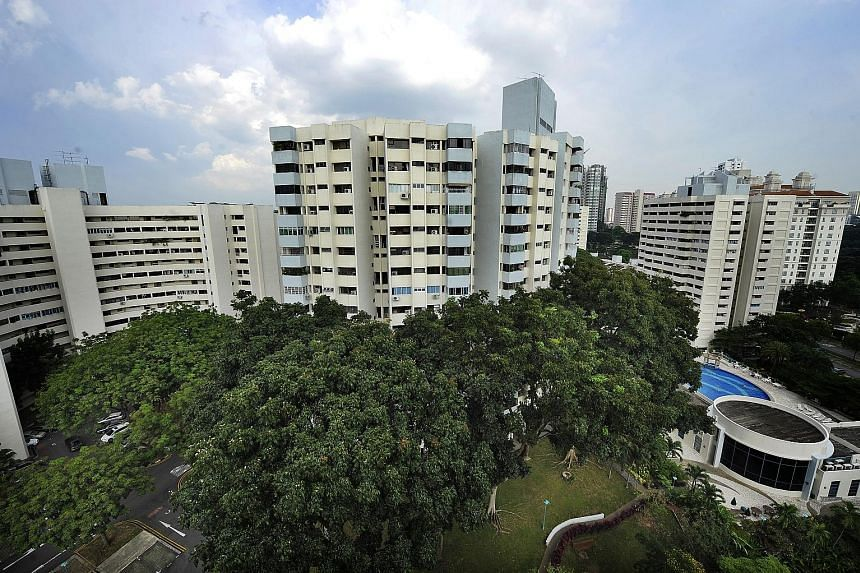 The 660-unit Pine Grove near Ulu Pandan Road, a 99-year lease former HUDC estate, is in the midst of collecting signatures for the 80 per cent mandate needed for the sale to go ahead.