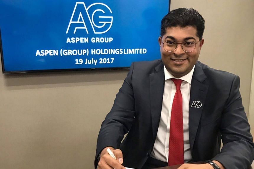 Aspen (Group) Holdings has entered into a sales and purchase agreement to acquire 71 acres (28 hectares) of industrial land in Shah Alam, Selangor, Malaysia from Chemical Company of Malaysia Berhad for RM190 million (S$62.6 million).