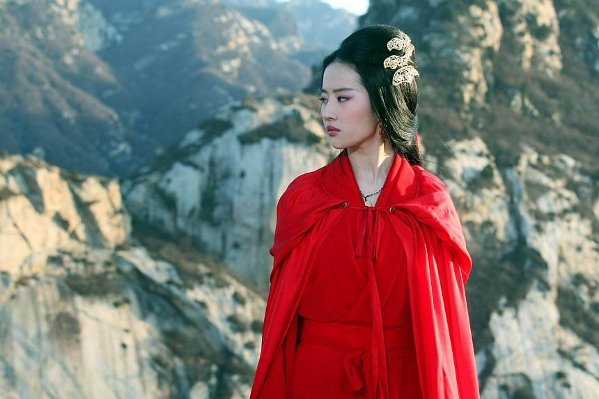 Liu Yifei has beaten about 1,000 candidates to win the title role in Disney's coming live-action remake of Mulan.