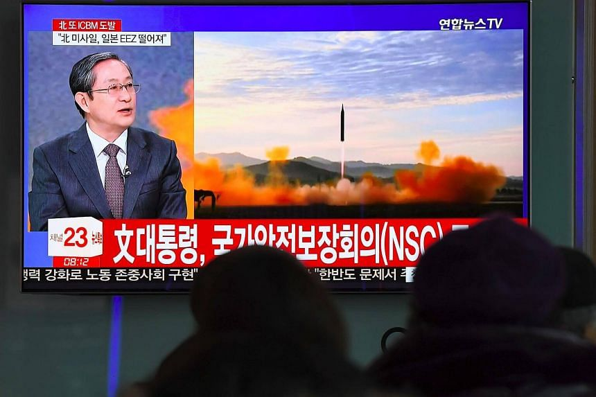 North Korea's claim of successfully testing its most powerful intercontinental ballistic missile has drawn global condemnation.