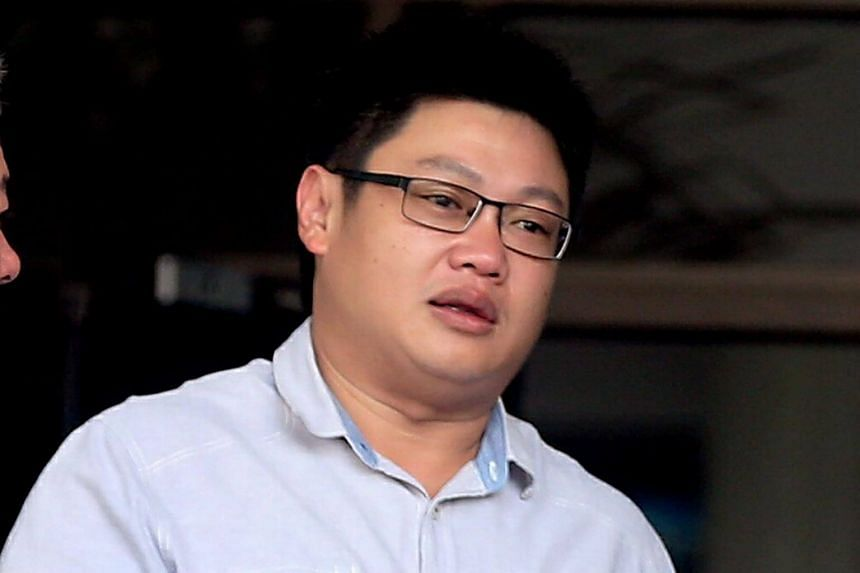 Ivan Tan Chun Keng was charged in court on Nov 30, 2017, with four traffic offences and two counts of perverting the course of justice.