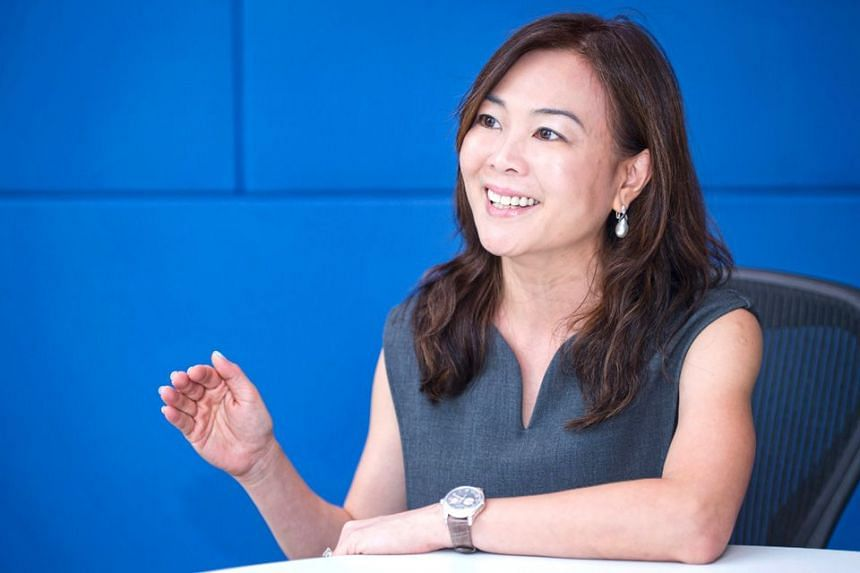 Ms Ooi, a veteran in the payments business, is expected to start her new job in early 2018. She has been running Visa's Singapore and Brunei business for more than five years.