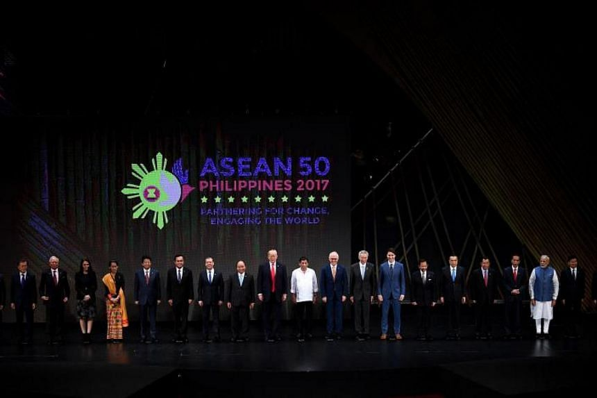 A relatively low-key meeting on Nov 12 on the sidelines of the Asean summit in Manila between officials from the US, Japan, Australia and India has sparked a frenzied debate in Australia about how, or whether, to try to contain China's growing region