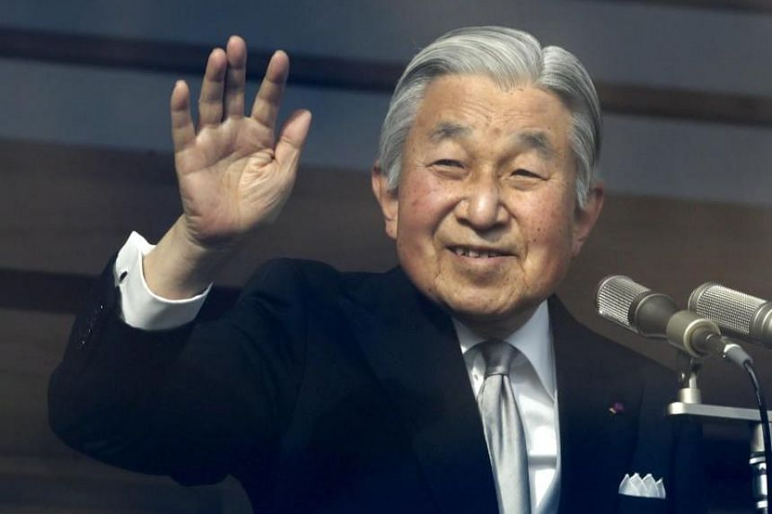 Japan's Emperor Akihito, who has had heart surgery and treatment for prostate cancer, said in rare remarks last year that he feared age might make it hard to fulfill his duties.