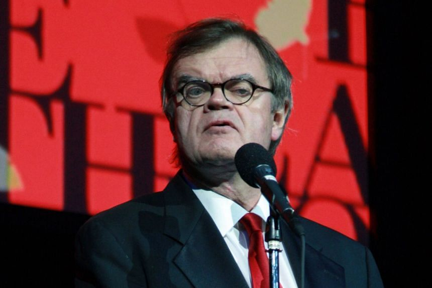 Keillor (above, in 2008), an author and humorist, is best known as the creator of A Prairie Home Companion.