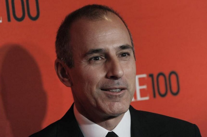 Popular Today show host Matt Lauer was fired after a colleague complained about inappropriate sexual behaviour in the workplace.
