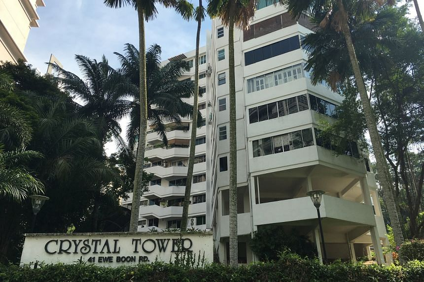 Crystal Tower's 5,619.0 sq m (60,482 sq ft) site can be redeveloped into a condominium project with some 130 units.