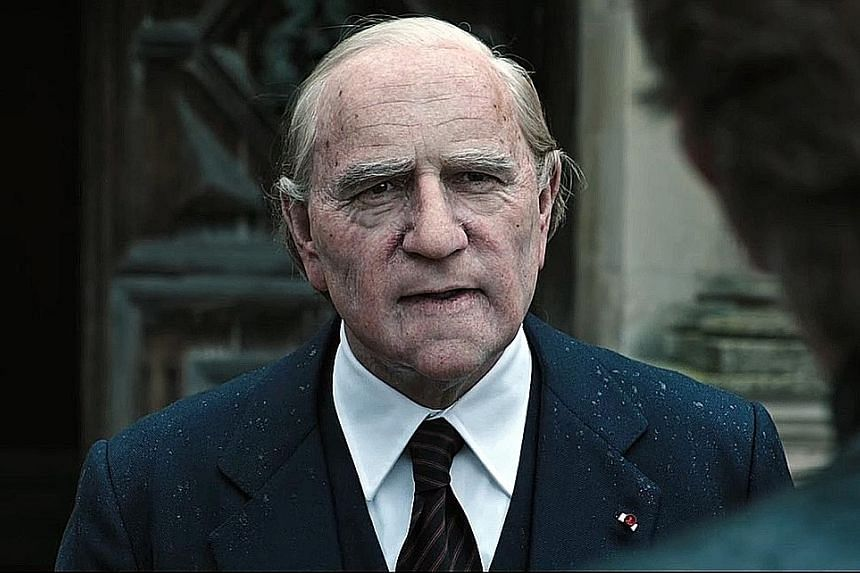 All The Money In The World originally starred Kevin Spacey as the late billionaire J. Paul Getty (above). Spacey has been replaced by Christopher Plummer.