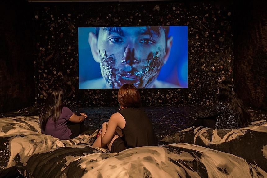 Cinerama: Art And The Moving Image in South-east Asia