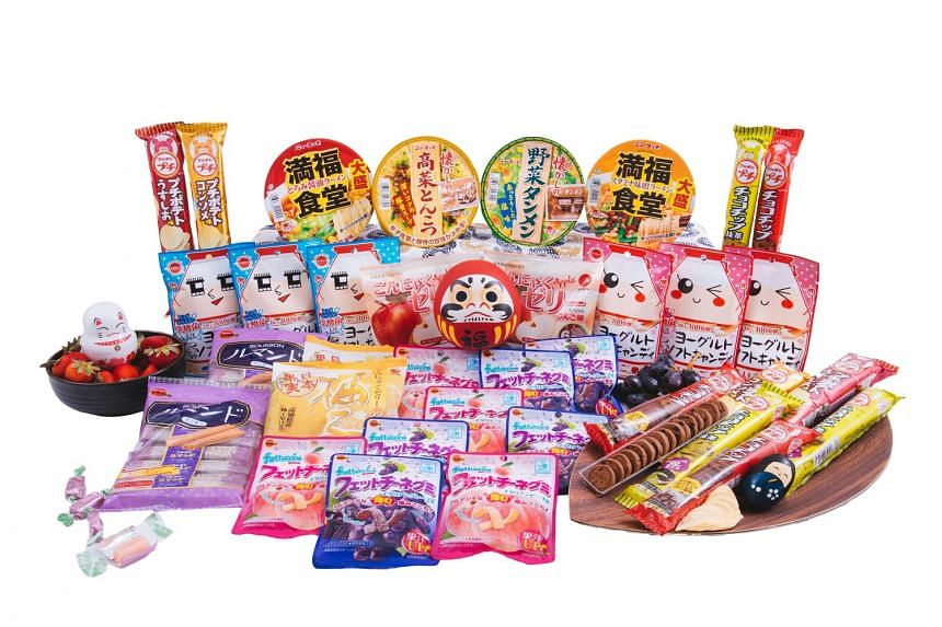 A new range of 15 popular Japanese goodies will be available at selected 7-Eleven stores islandwide from now till January 2018.