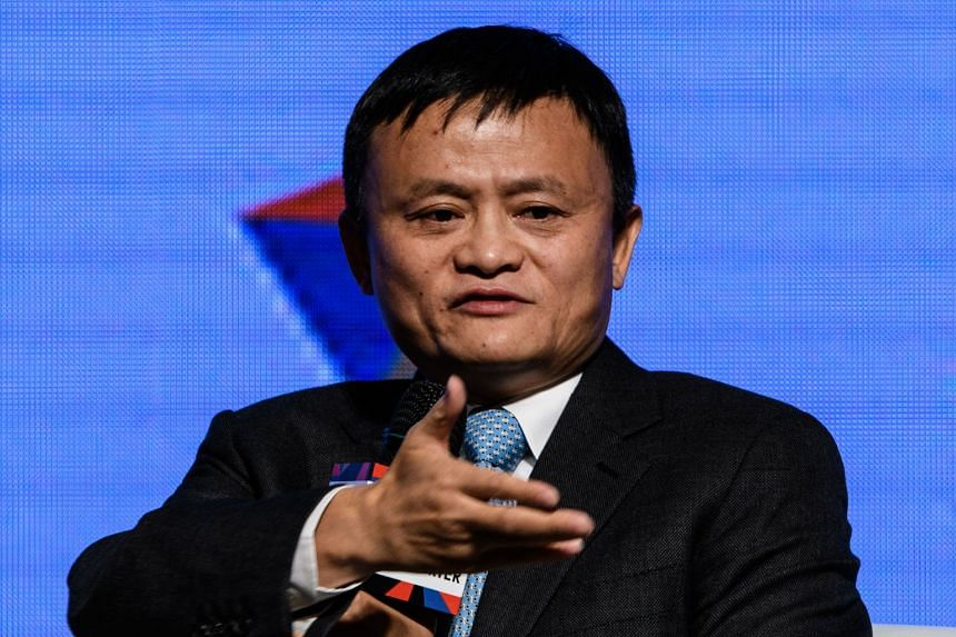 "Alibaba founder Jack Ma said that those who earn more ""don't really have it good"", as the money is no longer theirs to spend."
