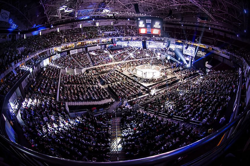 One Championship will stage a record 24 events in 2018, including debuts in Tokyo and Seoul. The next show in Singapore will take place at the Indoor Stadium on May 18, 2018.