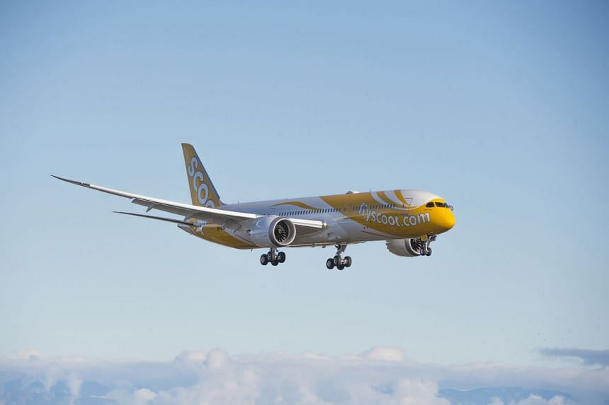 Scoot's Singapore-Berlin flights will operate four times a week.