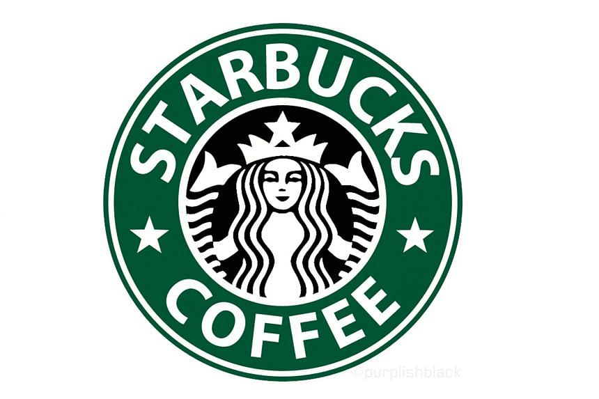 Starbucks claimed the use of similar concentric circles made the two logos look alike.