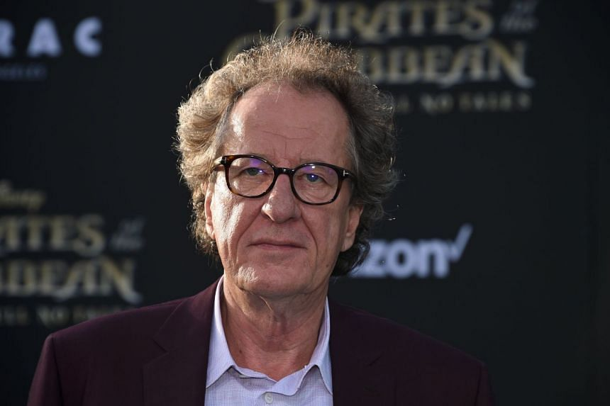 Geoffrey Rush stepped down as president of the Australian Academy of Cinema and Television Arts on Dec 2, 2017.